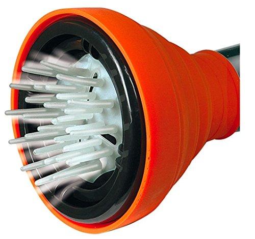 Johnson - Difusor Universal para pelo rizado, secador profesional univ