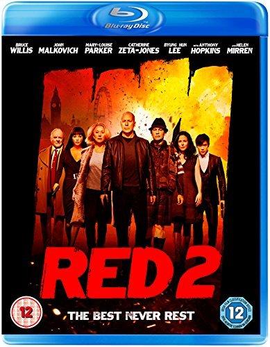 Red 2 [Blu-ray] [UK Import] Preisvergleich