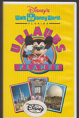(Disney's Walt Disney World Florida Urlaubs Planer)