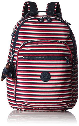 Imagen de kipling  clas seoul   grande  sugar stripes  multi color