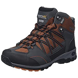513tDfiFQHL. SS300  - Regatta Samaris Mid, Men's High Rise Hiking Boots
