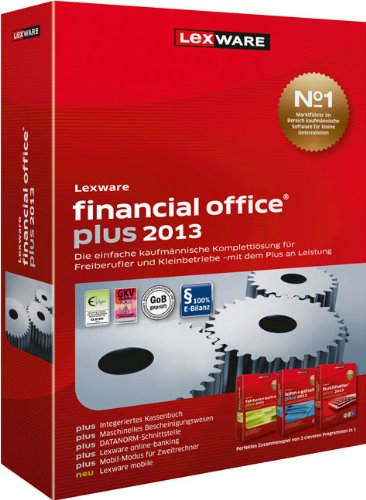 Lexware Financial Office Plus Juli 2013 Zusatzupdate (Version 17.50)