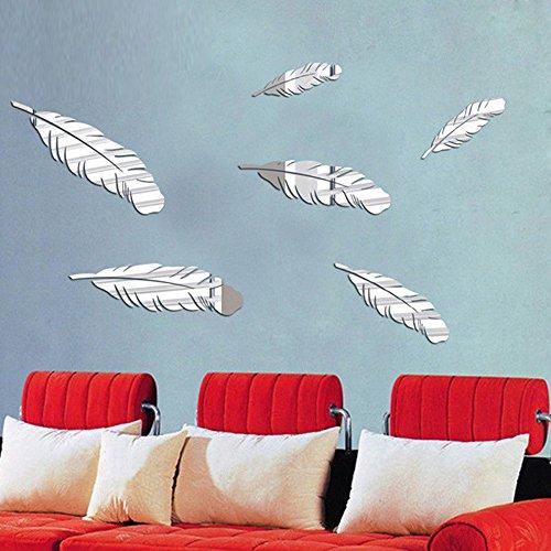 ufengker-6-piezas-3d-plumas-efecto-de-espejo-pegatinas-de-pared-diseno-de-moda-etiquetas-del-arte-de