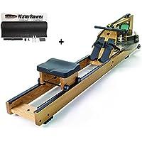 Preisvergleich für Water Rower Esche Rudergerät + Starterkit