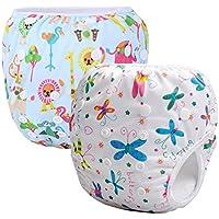 130e02bfa Storeofbaby Pañales de natación reutilizables nappy pañales de baño para  niños ...