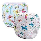 Storeofbaby Pañales de baño reutilizables pañales lavables Pañales recién nacidos