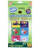 RunBugz Anti Mosquito Patch (Colour May ...