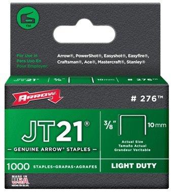 Agrafe JT21 - 10 mm - Boîte de 1000 - Vinmer