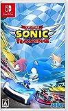 Sega Team Sonic Racing NINTENDO SWITCH REGION FREE JAPANESE VERSION