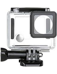Sports Camera Waterproof Housing Case   Thumb Knob   Tripod Mount