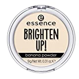 Essence Brighten Up, Maquillaje en polvo (Banana 10) - 1 unidad