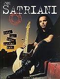 The Best Of Joe Satriani. Partitions pour Tablature Guitare(Symboles d'Accords)
