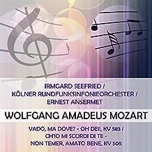 Ch'io mi scordi di te - Non temer, amato bene, KV 505: Rezitativ und Arie (Rondo), obligates Klavier und Orchester