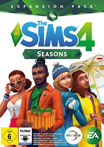 Die SIMS 4 - Seasons Expansion Pack - Seasons DLC | PC Download - Origin Code