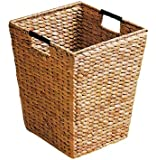 Waste Paper Basket - paper bin made of banana leaves