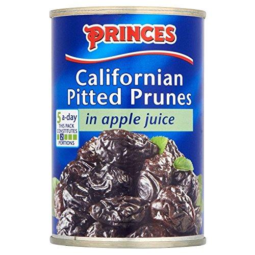 Princes Pruneaux Dénoyautés Dans Le Jus De Pomme (290G)