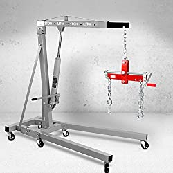 TIMBERTECH Équilibreur de Charge | Charge maximale 750 kg | Niveleur, Balancier pour Grues d'Atelier
