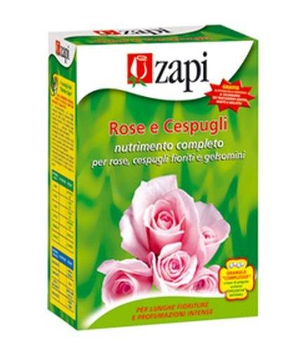 Zapi Concime Rose E Cespugli Granulare 1 Kg