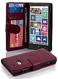Cadorabo - Book Style Hülle für Nokia Lumia 930 / 929 -
