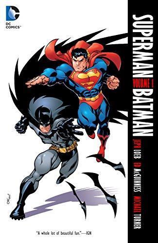 Superman/Batman. Public Enemies - Volume 1