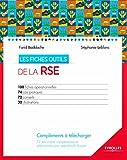 Les fiches outils de la RSE - 100 fiches opérationnelles - 74 cas pratiques - 72 conseils - 30 illustrations - compléments disponibles en téléchargement - Format Kindle - 9782212326437 - 24,99 €