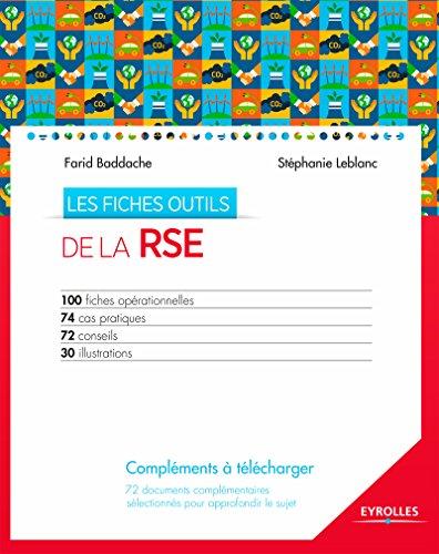 Les fiches outils de la RSE: 100 fiches ...