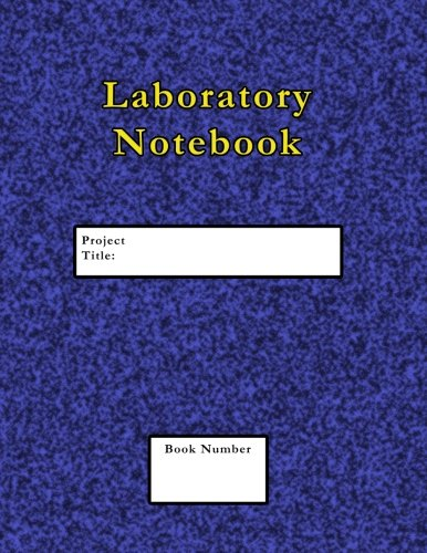 Laboratory Notebook: Engineering Journal