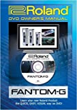 Roland Fantom-G DVD Video Training Tutorial Help G6, G7, G8