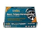 INOX Nano Felgenversiegelung-Set - Versiegelung für lackierte Alu- und Stahlfelgen