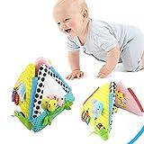 Baby Stoffbuch Weiches Knisterbuch Früh Lernen Lernspielzeug Babyspielzeug