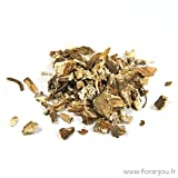 Floranjou - Bardane racine BIO - Sachet Floranjou 80 g - Nom botanique : Arctium majus