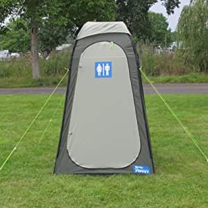 Kampa privvy tente de douche toilette portable de camping cabine de camping sports - Cabine de douche camping ...