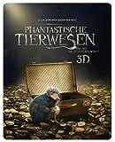 Phantastische Tierwesen und wo sie zu finden sind - Steelbook (exklusiv bei Amazon.de) 3D Blu-ray Limited Edition