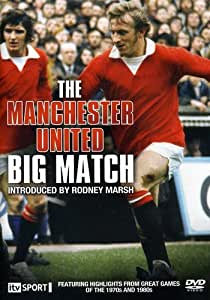 The Manchester United Big Match [DVD]