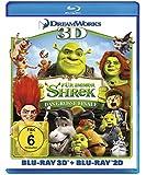 Shrek 4 - Für immer Shrek: Das große Finale  (+ Blu-ray) [Blu-ray 3D]