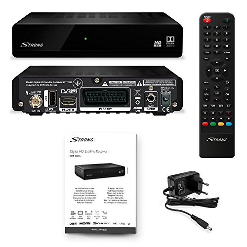 Strong-SRT-Digitaler-Satelliten-Receiver