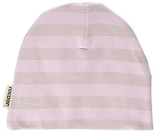 Racoon Mädchen Karen Rib Beanie Mütze, Violett (Keepsake Lilac Kee), S (Herstellergröße: 0-2Y) Rib Beanie