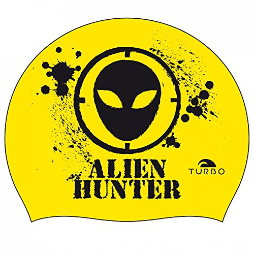TURBO Badekappe Alien Hunter