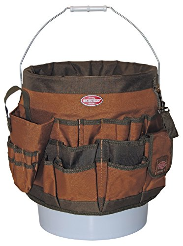 Bucket Boss 10056 Bucket Tool Organizer with 56 Pocket by Bucket Boss