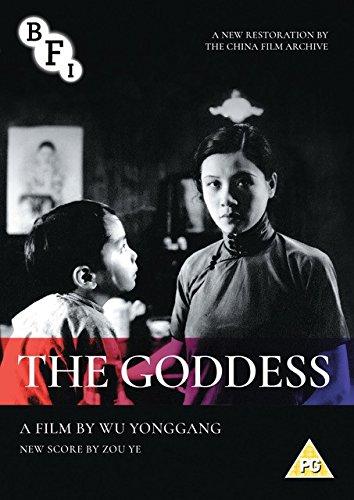 The Goddess (DVD) [UK Import]
