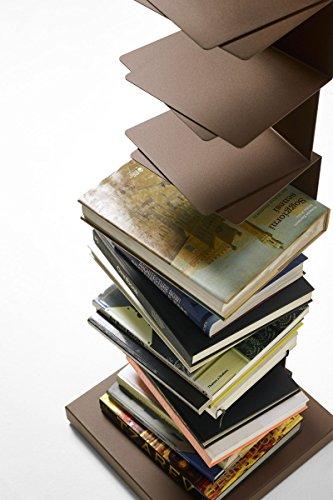 Opinion Ciatti–Ptolomeo Original Corten H 160–Bücherregal Corten/Base Corten