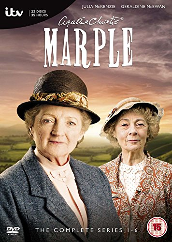 Agatha Christie: Marple - The Collection - Series 1-6 (15 DVDs)