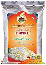 SHRILALMAHAL Empire Basmati Rice 1 Kg X 10 Box