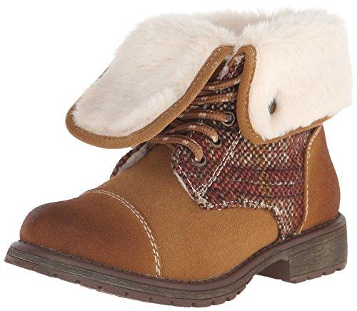 Roxy Girls' Rg Tamarac Classic Boot Tan
