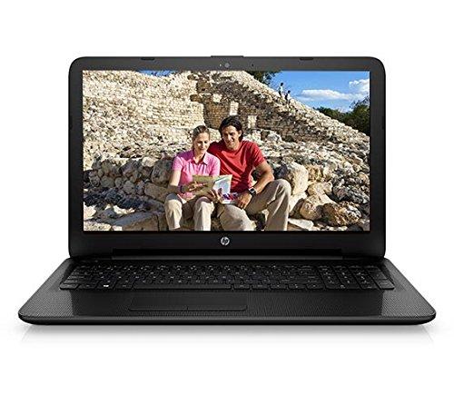 HP 15-AC054TU Laptop (Windows 8.1, 2GB RAM, 500GB HDD) Jack Black Price in India