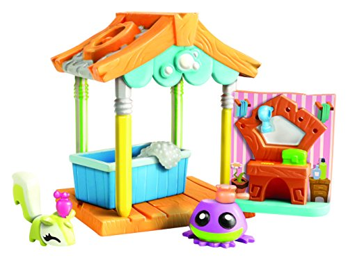 "Animal Jam 16922 ""Pet Wash Hut"" Figure"