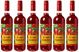 Sol y Sombra Sangria Wine, 75 cl (case of 6)