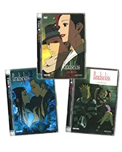 Paradise Kiss Komplett Set Vol. 01 -03