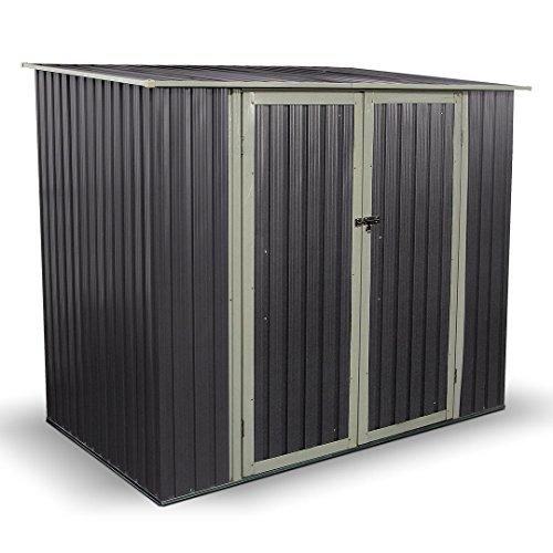 7 X 10 Storage Unit: BillyOh 7x5 Combo Pent Metal Garden Shed Outdoor Storage
