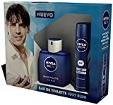 Best Los desodorantes masculinos - Nivea Men Kit para Hombre Colonia Just Blue Review